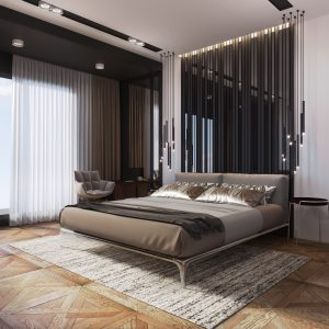 13 Unique Wall Paneling Ideas To Put Charm In Bedroom