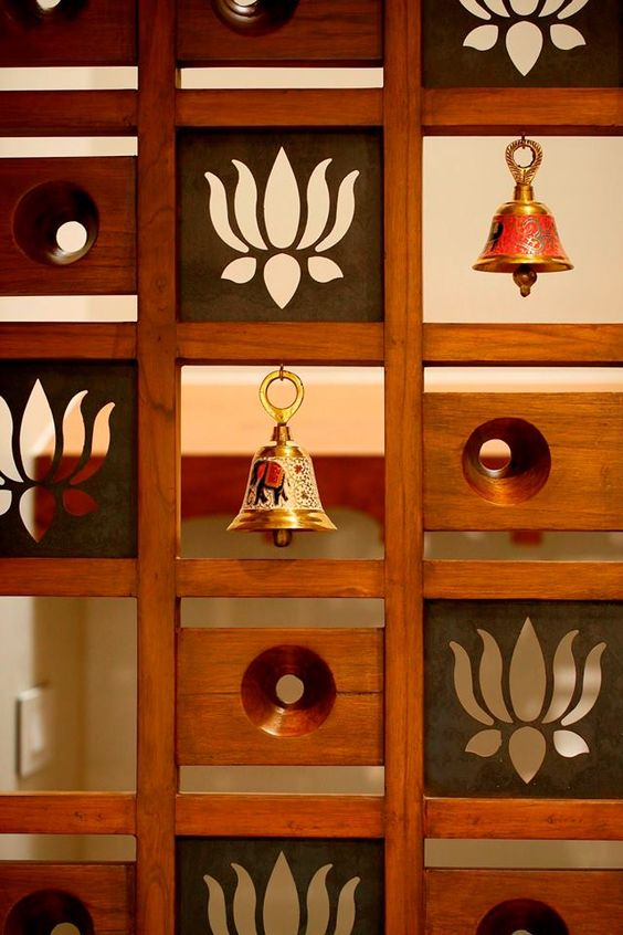 Indian Design Style into Your Space- Motifs