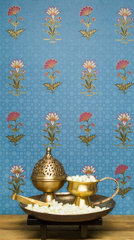 Indian Design Style into Your Space- Beautiful Patterns