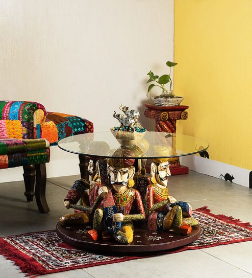 Indian Design Style into Your Space- Handicrafts