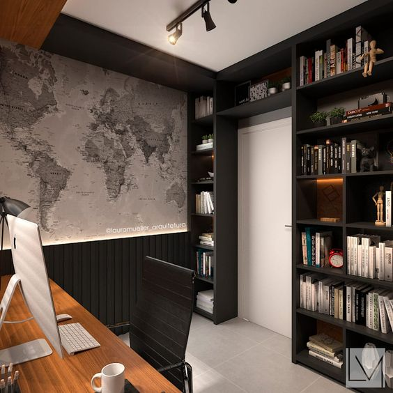 Home office in 2020 Latest Interior Design Trends